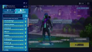 Playing with Fortnite subscribers gift give stakes a skin turkeys free 800 subs