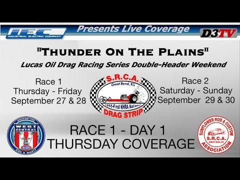 Great Bend Thursday Race 1 - Day 1