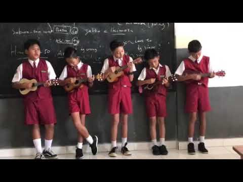 Hukum rimba kls 6c sartab versi ukulele
