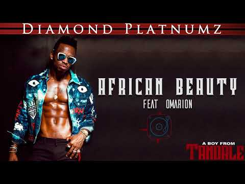 Diamond Platnumz Ft Omarion - African Beauty (Official Audio)