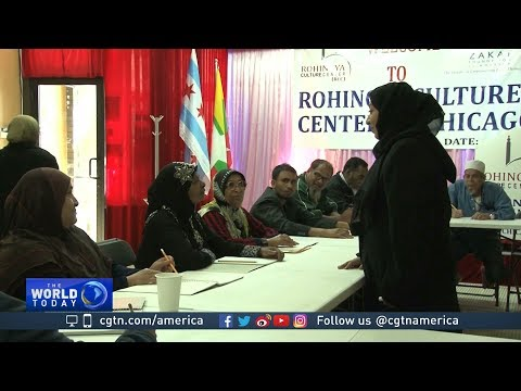 Chicago center a hub for Rohingya seeking information on loved ones