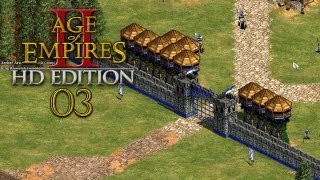 AGE OF EMPIRES II HD Edition [HD+] #003 - Sieg über Longshanks