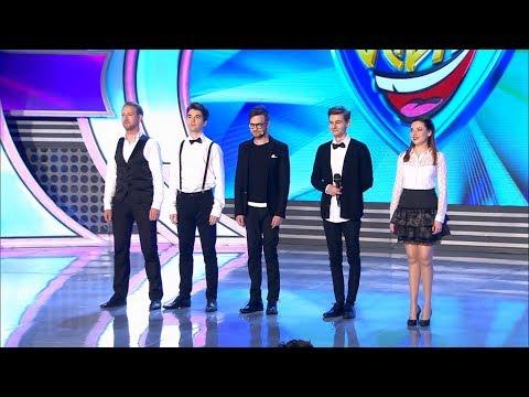КВН Актеры - 2018 Премьер лига Вторая 1/2 Приветствие