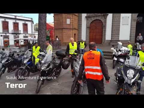 Suzuki V-Strom 650/1000  Las Palmas Mayo 2018