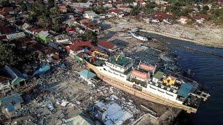 Tausende Opfer nach Tsunami-Katastrophe in Indonesien befürchtet