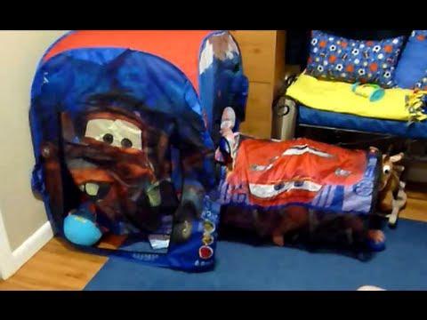 Review of Disney Pixar Cars 2 Adventure Hut u0026 Tunnel from Walmart & Review of Disney Pixar Cars 2 Adventure Hut u0026 Tunnel from Walmart ...