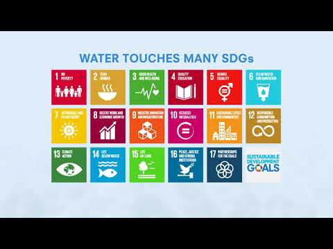 5 Priorities to Achieve a Water-Secure World