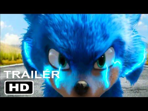 Соник в кино — Русский трейлер (2020)
