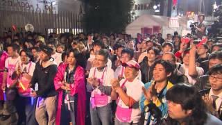大つけ麺博を盛り上げる為に結成されたトッピング☆ガールズFINALの 最終...