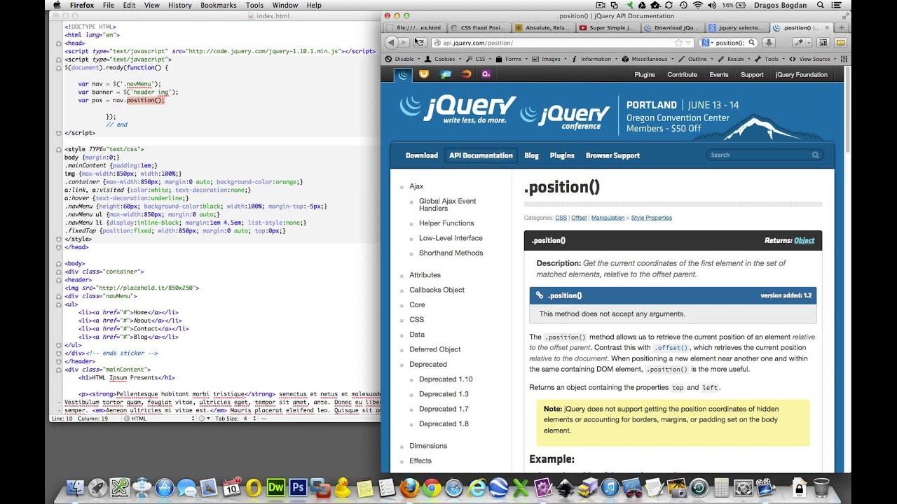 प्रोग्रामिंग भाषा जिसका वेब डिजाइनिंग