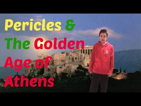 Pericles & The Golden Age of Athens - Ancient Greece