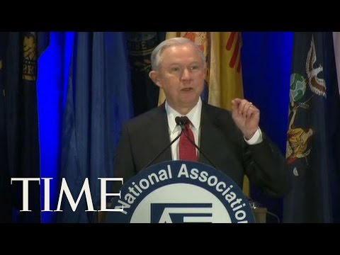 Attorney General Jeff Sessions Just Hinted At A Crackdown On Legal Marijuana   TIME