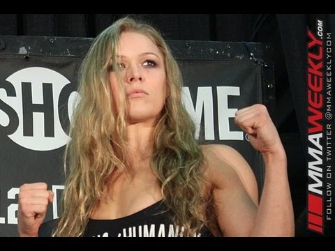 Dana White Says Ronda Rousey is Being Over Critical about How She'll Be Perceived on TUF 18