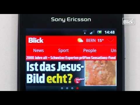 Blick News-App für Android