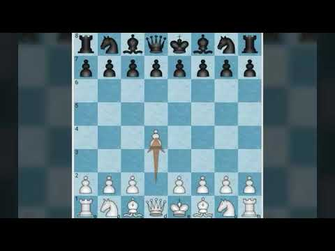 Garry Kasparov easily destroye kengis Edvins