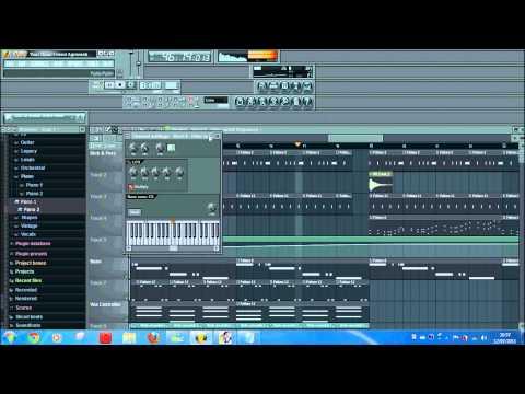 musica house su fl studio 10