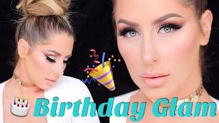 BIRTHDAY MAKEUP TUTORIAL-CHRISSPY