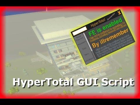 Download Hypertotal Op Fe Script Roblox Exploits MP3, MKV