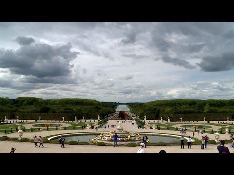 Le jardin de Versailles comme vous ne l'avez jamais vu