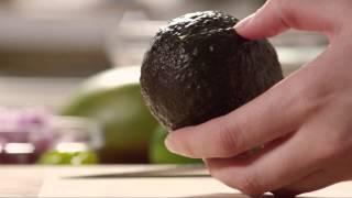 Avocado Recipe - How To Make Avocado Salsa