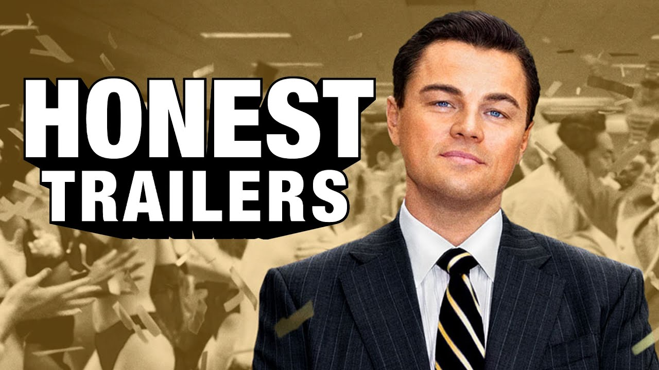 Honest Trailers - The Wolf of Wall Street