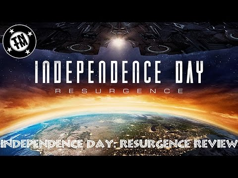 Independence Day: Resurgence | TNTM MOVIE REVIEW