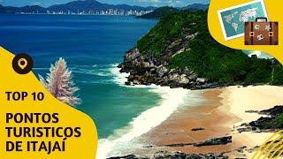 10 pontos turisticos mais visitados de Itajaí