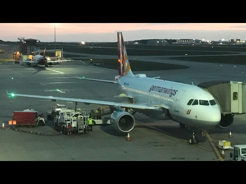 Trip Report: Eurowings BEST Class, A319, London Stansted - Stuttgart