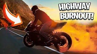 highway-burnout-on-my-2019-zx6r-wild-braap-vlogs