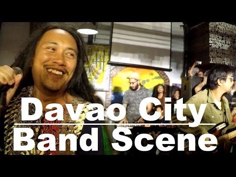 Davao Band Scene - Jeck Pilpil & Peacepipe, Kuerdas Gensan, Nairud sa Wabad, Lost Tribe