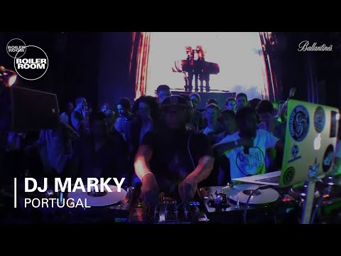 DJ Marky Boiler Room & Ballantine's Stay True Portugal DJ Set
