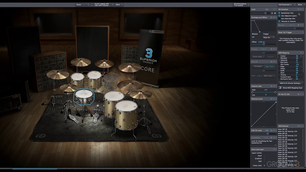 FUSION GROOVES MIDI PACK - DrumAngle com   Drumming From A