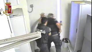 Assalto al Banco di Napoli di via Salandra a Bari: blitz della Polizia, 7 arresti