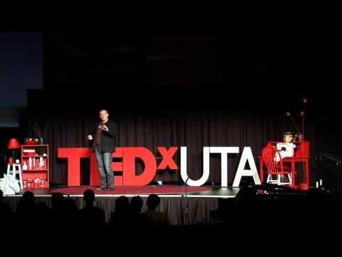 Rethinking prison: Jeremy Gregg at TEDxUTA