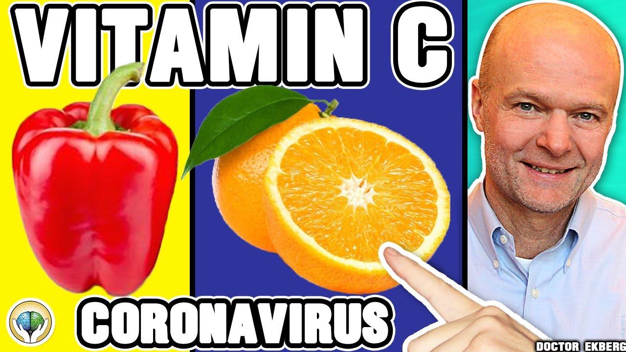 Coronavirus Vitamin C