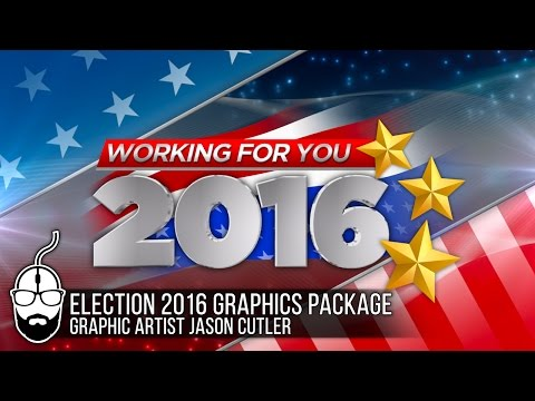 Election 2016 Graphics Package