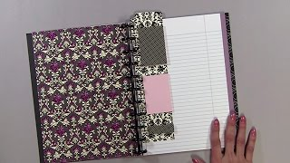 How to Make Custom Sized Page Protectors