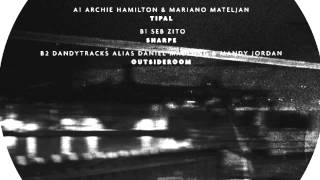 B2 Dandytracks alias Daniel Madlung & Mandy Jordan - Outsideroom / Vinyl Only [VEKTON BLACK 003]