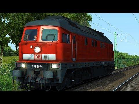 Schwere Fracht für Seddin   Bereitschaftsdienst   Brennende Lok   Kesselwagen   Train Simulator 2017