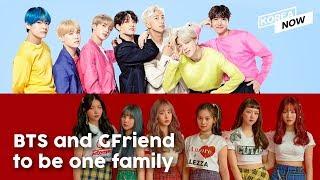 BTS' agency Big Hit Entertainment acquires GFriend's agency, Source Music