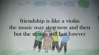 """""""Dear Friend"""" by  Hivi  (stopmotion)"""