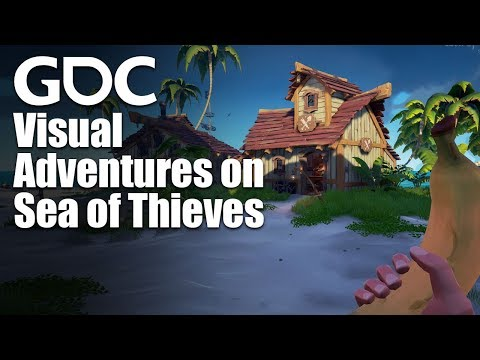 Visual Adventures on Sea of Thieves