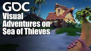 Visual Adventures on Sea of Thieves