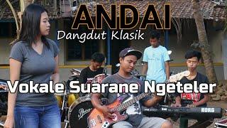 Download ANDAI [Rhoma irama] Dangdut lawas cover : Laras Dejava music