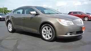 2010 Buick LaCrosse CXL V6 For Sale Dayton Troy Piqua Sidney Ohio | 27416B