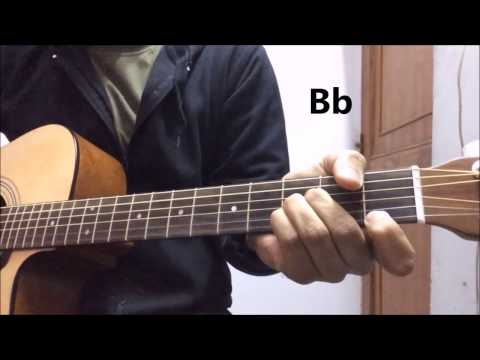 Ae Dil Hai Mushkil Guitar Lesson (Chords Tutorial)