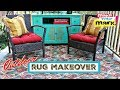 Outdoor Rug Makeover
