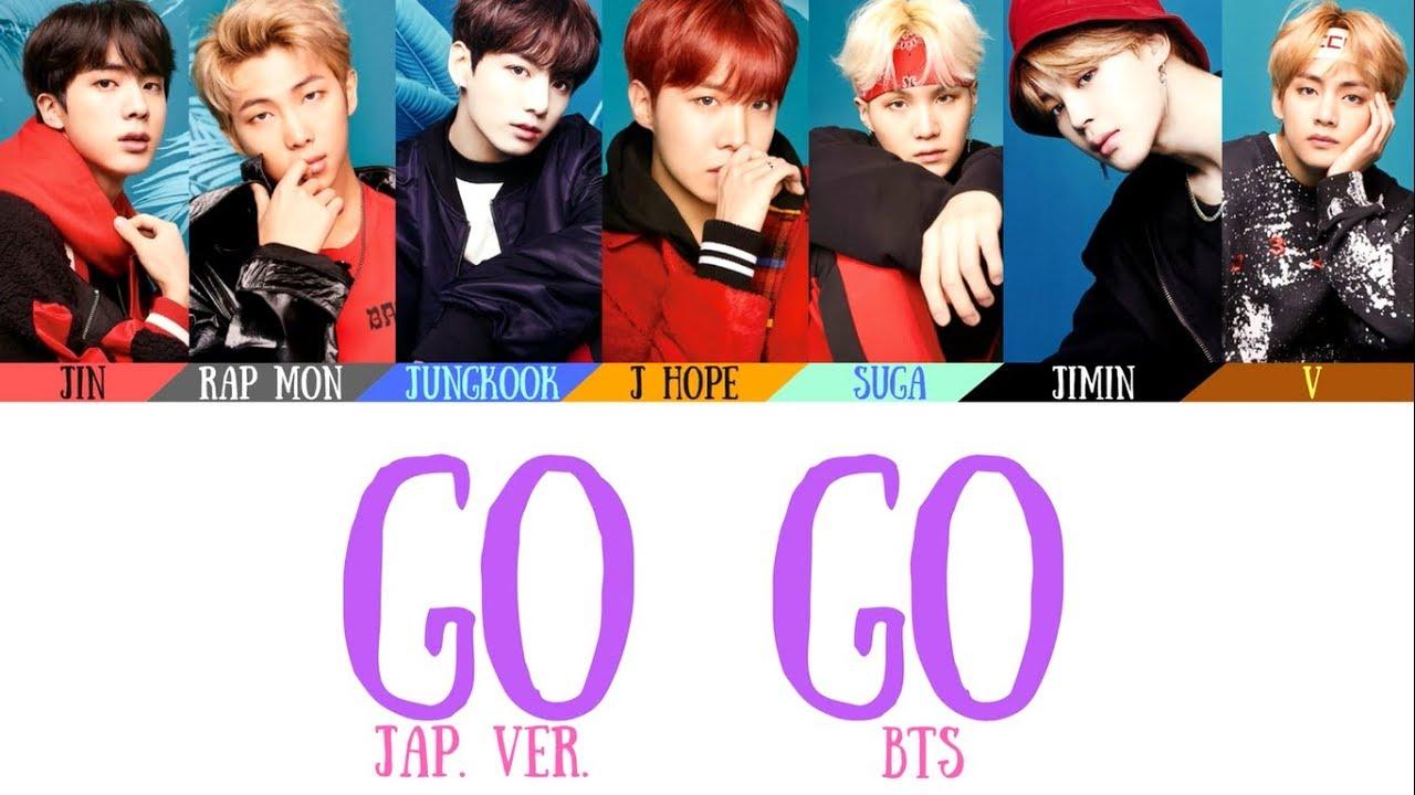 BTS – (日本語字幕) Go Go Japanese