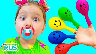 Семья пальчиков - Детская песня | Песни для детей от Милли и семья