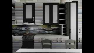 дизайн кухни 12 кв м, компановка фасадов(Дизайн кухни, как обычный дизайн кухни, так и дизайн кухни для маленькой кухни или большой кухни является..., 2015-06-15T11:04:44.000Z)